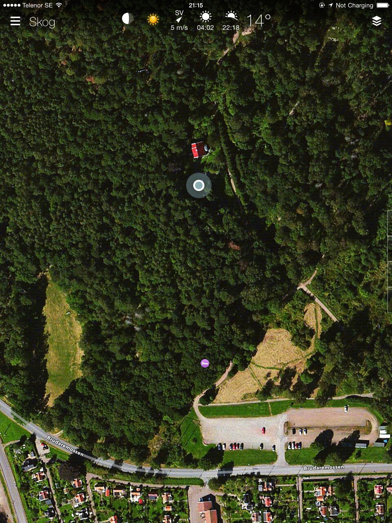 Torpet Mon Satellite image